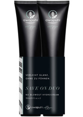 Aktion - Paul Mitchell Awapuhi Wild Ginger Save on Duo No Blowout Hydrocream 2 x 150 ml Haarstylingset
