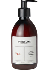 Barberians No C4 Gentle Vitalizing Shampoo 300 ml