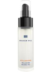 GRAHAM HILL - Graham Hill Mulsanne Relaxing Beard Oil 30 ml - RASIERÖL