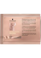 Schwarzkopf BlondMe Detoxifying System Shot Packung mit 5 x 5 g