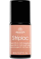 Alessandro Make-up Striplac Colour Explosion Striplac Nail Polish Nr. 911 Satin Rosa 8 ml
