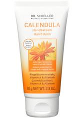 Dr. Scheller Körperpflege Handpflege Calendula Handpflege 80 g