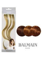BALMAIN - Balmain Color Accents -Warm Caramel 30 cm - Extensions & Haarteile