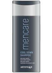 ARTISTIQUE - Artistique Youcare Men Cool Down Shampoo 1000 ml - SHAMPOO & CONDITIONER