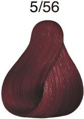 Wella Professionals Color Fresh 5/56 Hellbraun Mahagoni-Violett Professionelle Haartönung 75 ml