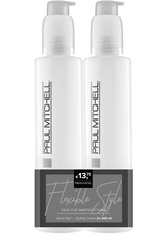 Aktion - Paul Mitchell SoftStyle Quick Slip 2 x 200 ml Haarstylingset