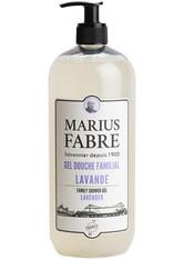 Marius Fabre Duschgel 1900 Lavande 1000 ml