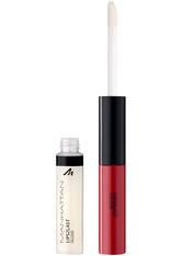 Manhattan Lips2Last Colour & Gloss 45L-Scarlet Red 7,5 ml Lipgloss