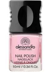 Alessandro Make-up Nagellack Colour Explotion Nagellack Nr. 38 Happy Pink 10 ml
