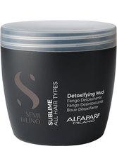 ALFAPARF MILANO Semi Di Lino Detoxifying Mud 500 ml