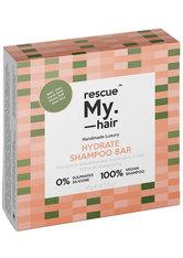 RESCUE MY HAIR - Rescue My. Hair Hydrate Shampoo Bar 80 g - SHAMPOO & CONDITIONER
