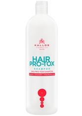KALLOS - Kallos KJMN Hair Pro-Tox Shampoo 1000 ml - Shampoo