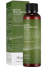 Benton Gesichtspflege BENTON Deep Green Tea Lotion Gesichtsemulsion 120.0 ml