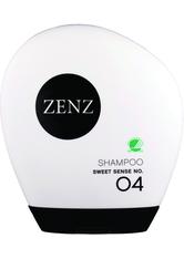 ZENZ Organic No.04 Sweet Sense Shampoo 250 ml