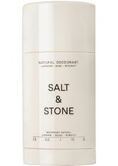 SALT & STONE - Natural Deodorant Lavender + Sage 75 g - ROLL-ON DEO