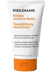 GEILEHAARE - #GEILEHAARE Keratin Leave-In Balm 150 ml - Haarserum