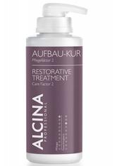 ALCINA - ALCINA Intensive Pflege Aufbau Pflegefaktor 2 Haarkur 500 ml - Conditioner & Kur