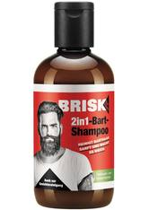 BRISK - BRISK Two-in-One-Bart Shampoo 150 ml - BARTPFLEGE