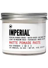 IMPERIAL - Imperial Herrenpflege Haarstyling Matte Pomade Paste 113 g - Haarwachs & Pomade