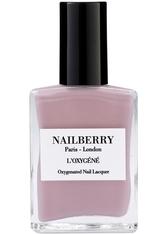 Nailberry Nägel Nagellack L'Oxygéné Oxygenated Nail Lacquer Romance 15 ml