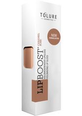 TOLURE - Tolure Cosmetics LipBoost Caramel Rose 6 ml - LIPGLOSS