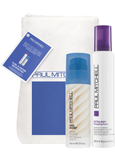 Aktion - Paul Mitchell Extra-Body Duo + Leinentasche Haarstylingset