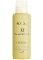 REVLON - Revlon Professional Eksperience Hydro Nutritive Hydrating Hair Cleanser 50 ml Shampoo - Cleansing