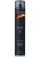 PURE FAME - Pure Fame ''Famatic'' Haarpray strong 500 ml - HAARSPRAY & HAARLACK