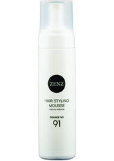 ZENZ - ZENZ Organic No.91 Mousse Extra Volume Orange 200 ml - HAARSCHAUM