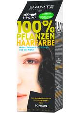 Sante Pflanzenhaarfarbe Schwarz 100 Gramm - Pflanzenhaarfarben