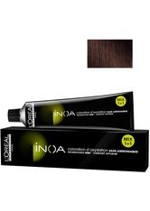 L'Oreal Professionnel Haarfarben & Tönungen Inoa Inoa Haarfarbe 4,8 Mittelbraun Mokka 60 ml