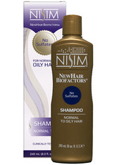 NISIM - Nisim NewHair Biofactors Shampoo Oily 240 ml - SHAMPOO