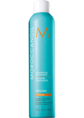 MOROCCANOIL - Moroccanoil®  Luminous Hair Spray - starker Halt 330 ml - HAARSPRAY & HAARLACK