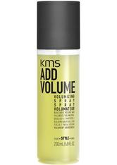 KMS AddVolume Volumizing Spray 200 ml Volumenspray