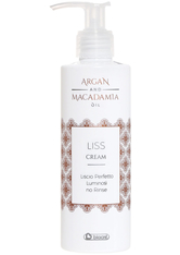 BIACRÈ - Biacre Argan & Macadamia Liss Creme 200ml Haaröl - Haarserum