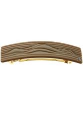 Alexandre de Paris Gentle Waves Naturbraun 9 cm Haarspangen 1 Stk