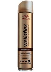 WELLA - Wella Wellaflex Power Halt Mega Stark Haarspray 250 ml - HAARSPRAY & HAARLACK