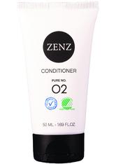 ZENZ Organic No.02 Pure Conditioner 50 ml