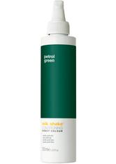 Milk_Shake Haare Farben und Tönungen Conditioning Direct Color Petrol Grün 200 ml