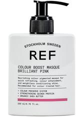 REF. - REF. Color Boost Masque Brilliant Pink 200 ml - HAARMASKEN