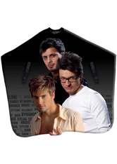 Trend-Design Haarschneideumhang 3 MEN