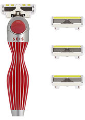 Shave-Lab Starter Set Seis Fireglow Rouge P.L.4 Women