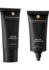 Stagecolor Mousse Foundation 30 ml Medium Beige 732 Flüssige Foundation