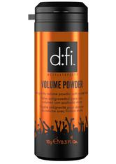 D:FI - d:fi Volumenpuder »Volume Powder«, für mehr Volumen und Fülle - HAARPUDER