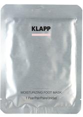 Klapp Repagen Body Moisturizing Foot Mask 3 Stk. Fußmaske
