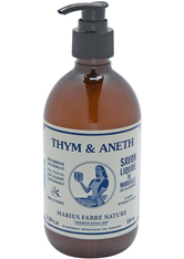 Marius Fabre Nature Thym & Aneth Flüssigseife 500 ml