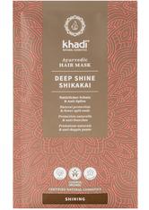 Khadi Naturkosmetik Produkte Haarmaske - Deep Shine Shikakai 50g Haarmaske 50.0 g