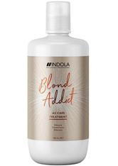 Indola Blond Addict Treatment 750 ml Haarkur