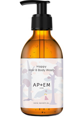 Apoem Produkte Kids - Happy Hair & Body Wash 250ml Hair & Body Wash 250.0 ml