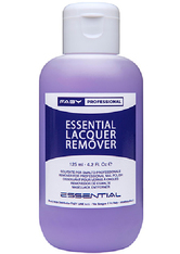 Faby Essential Lacquer Remover 125 ml Nagellackentferner